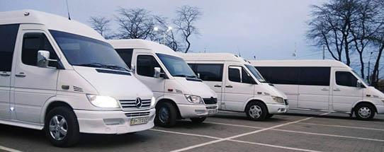 Микроавтобусы на 18 мест+